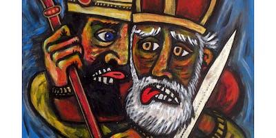 A Turbulent Priest - Music & Comedy