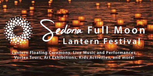 Sedona Full Moon Lantern Festival