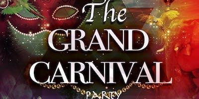 Rumba Latina & TASTE: The Grand Carnival Party