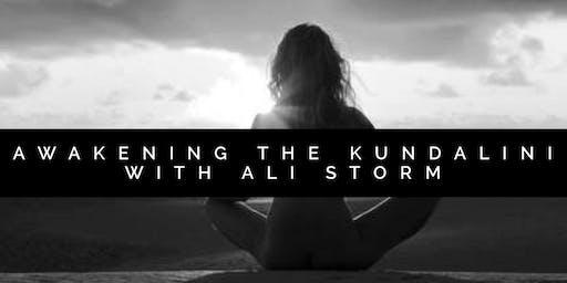 Awakening the Kundalini - Rhinebeck July 24th