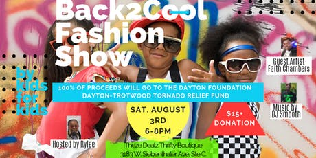 Back2Cool Fashion Show tickets