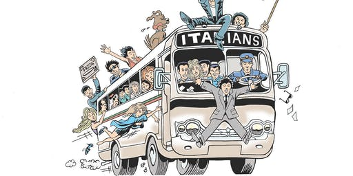 The Italians Are Coming