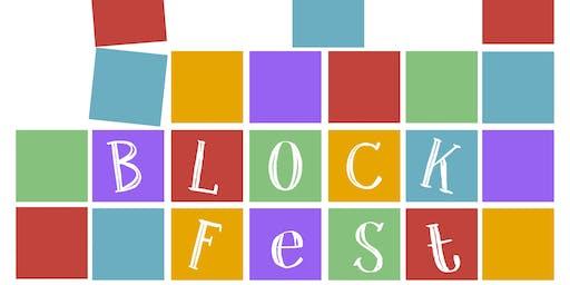 BlockFest (August 11-14)
