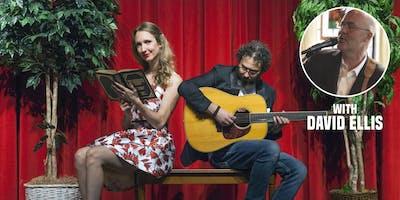 Kathryn Belle Long & Mickey Abraham w/ David Ellis