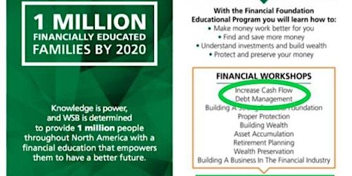 WFG/WSB FINANCIAL EDUCATION WORKSHOPS