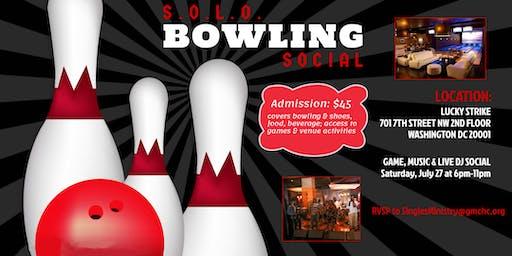 Bowling Night & Social