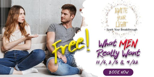 What MEN Really Want (Feb) Free