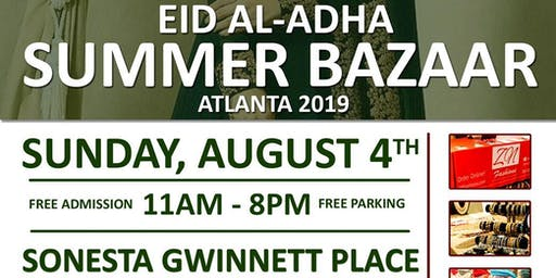 ZN Fashions Atlanta Eid Al Adha Exhibition
