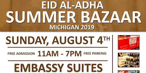 ZN Fashions Michigan Eid Al Adha Exhibition