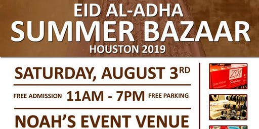 ZN Fashions Houston Eid Al Adha Exhibition
