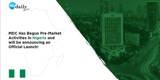 MDC/HempWorx Pre-Launch In Nigeria!