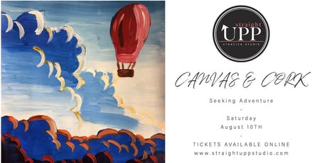 Canvas & Cork | Seeking Adventure tickets