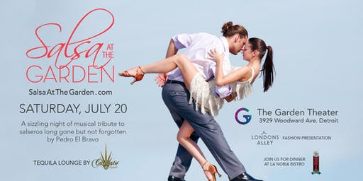 Salsa at the Garden - A musical tribute to the best salseros of all time
