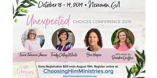 Choices Conference 2019 - Unexpected