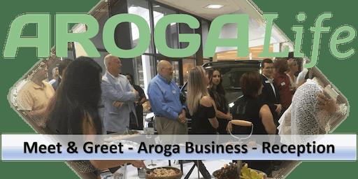 ArogaLife Business Reception