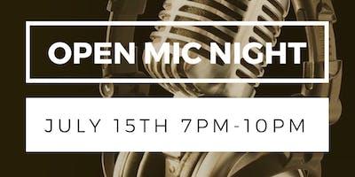 Urban Leaf Cafe Open Mic Night