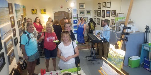 First Friday August at SEH Studios