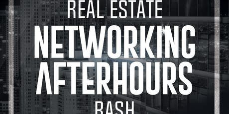 Real Estate Networking Bash tickets