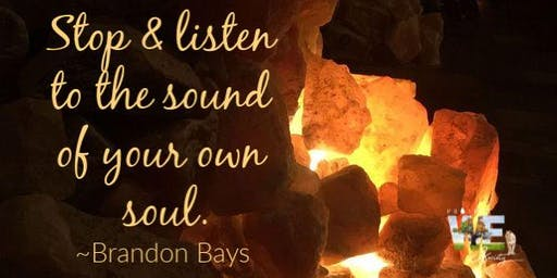 Salt Cave Sound Bath - Reduce Stress, Relax, Refresh!