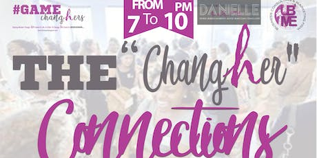 """""""ChangHER Connections"""" Monthly Business Networking Mixer tickets"""