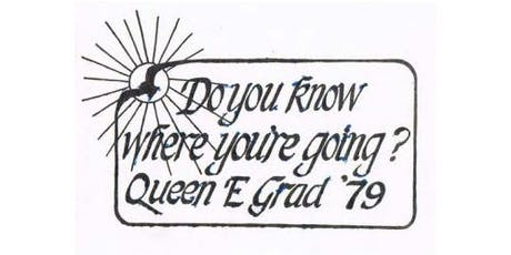 Queen Elizabeth Class of '79 40th High School Reunion tickets