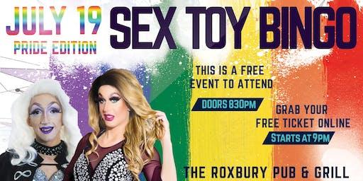 SexToy Bingo: Pride Edition