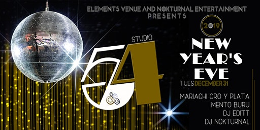 New Years Eve 2019 Dinner & Dance