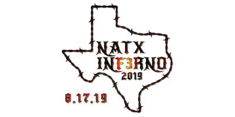 NATX INF3RNO 2019 tickets