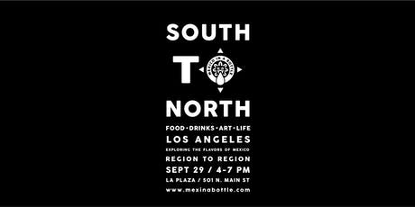 Mexico in a Bottle: South to North tickets