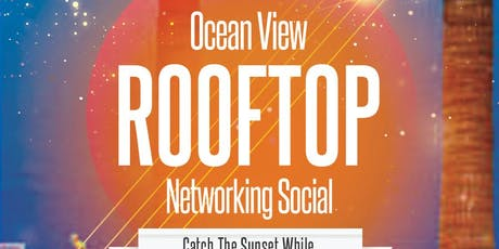 RoofTop Networking Over The Bay tickets