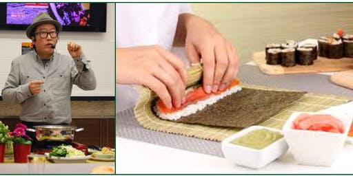 Sushi-Making for the Soul.. for TEENS