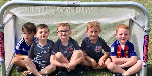 Rossowen Summer Soccer Camp