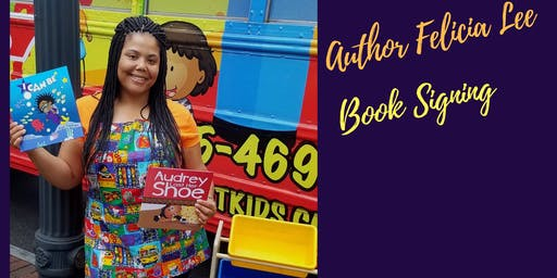 Author Felicia Lee - Book Signing
