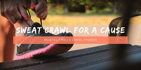 Sweat Crawl for a Cause! tickets