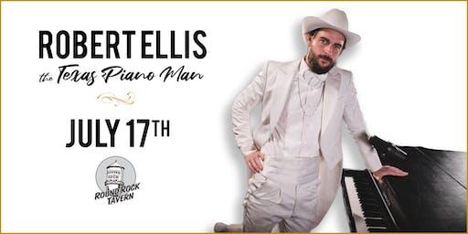 Robert Ellis The Texas Piano Man @ Round Rock Tavern