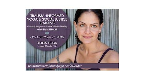 Trauma Informed Yoga & Social Justice  tickets