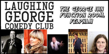 Laughing George Comedy Club 4th October 2019 tickets