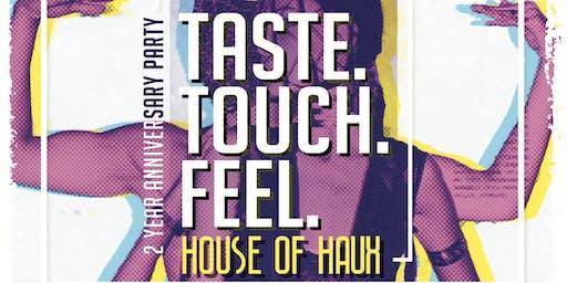 Taste.Touch.Feel: House of Haux - An All White Anniversary Affair