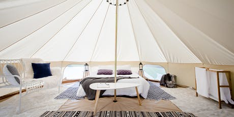 Lakes Challenge Glamping Gorgeous VIP Village tickets