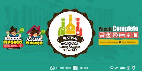Festival da Pinga de Paraty 2019 ingressos