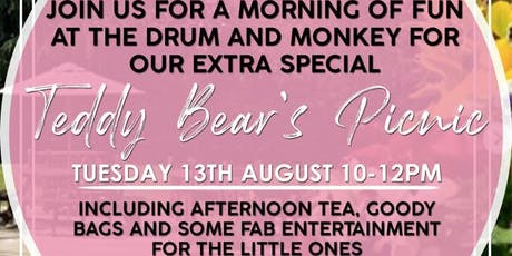 MAMA SOCIETY TEDDY BEARS PICNIC tickets
