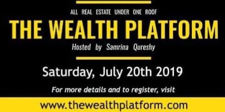 The Wealth Platform tickets