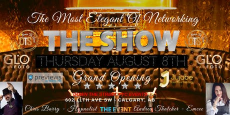 "THE SHOW ""The Most Elegant Of Networking"" tickets"