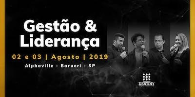 CURSO GESTÃO E LIDERANÇA - INSTITUTO DESTINY
