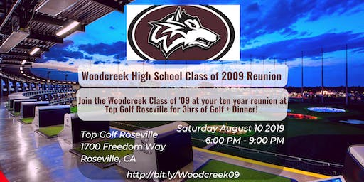 Woodcreek High School Class of 2009 (Reunion)