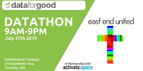 DFG DataThon: East End United tickets