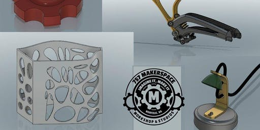 Enough To Be Dangerous: 3D Modeling and Design with Fusion 360