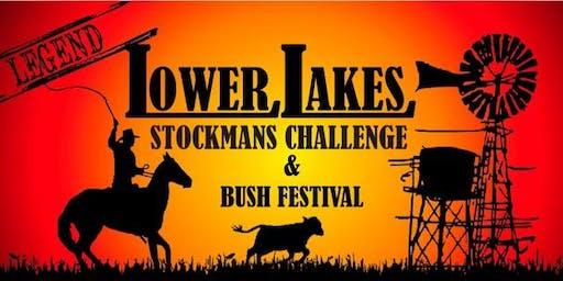 Lakes Challenge Aussie Bush Festival for School Groups
