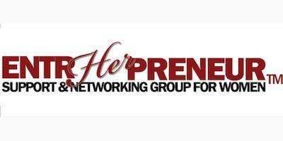 EntrHERpreneur Saturday Support & Coaching LUNCH