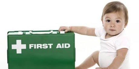 First Aid Skills For Babies and Toddlers - 22 Jul tickets